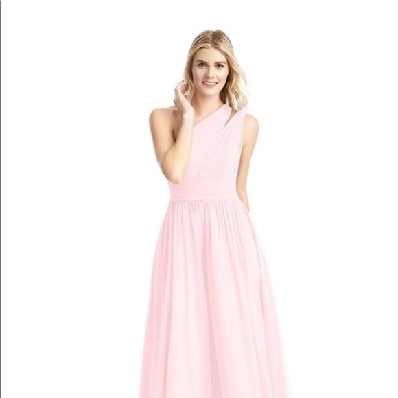 2bf7a155e8 Azazie Molly A8 Blushing Pink